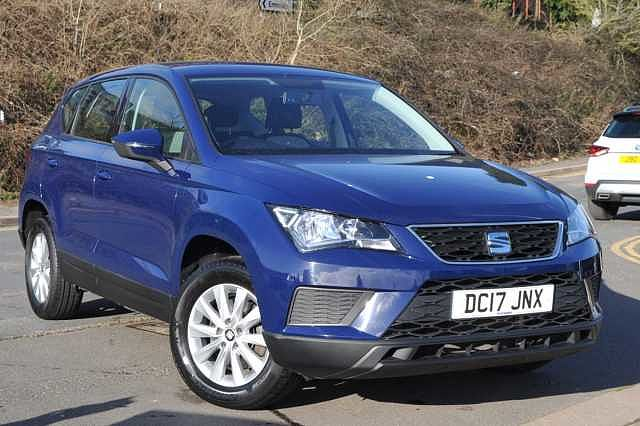 SEAT Ateca SUV 1.0 TSI (115ps) S Ecomotive 5-Door
